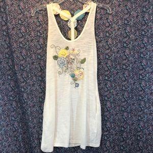 Lulumari Dresses - Lulumari Tank Top Dress L NWOT